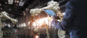 Photo: Engineer Using Tablet