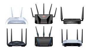 Graphic: Variety of 2019 Routers